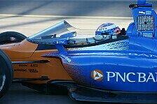 IndyCar testet Alternative zum Halo der Formel 1