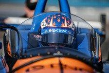 Galerie: IndyCar testet Alternative zum Halo der Formel 1