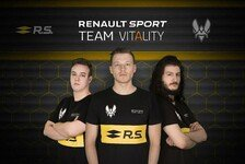 Games - Video: Renault Sport steigt in den eSport ein