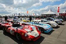 Nürburgring: Oldtimer-GP erstes Event 2020 mit Fans!