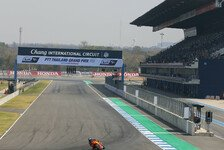 MotoGP-Testfahrten Thailand 2018 - Freitag