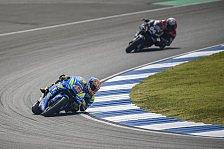MotoGP - Video: MotoGP 2018: Das sagt Suzuki nach dem Thailand-Test
