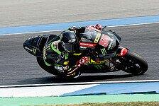 Fix: Hafizh Syahrin fährt MotoGP-Saison 2018 für Tech-3-Yamaha