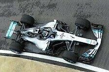 Formel 1, Halo - Wolff: Am besten mit Kettensäge abschneiden