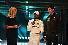 Formel 1 - Video: Formel-1-Talk: Hamilton & Wolff über Mercedes CO2-Ambitionen