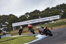 Reifen-Chaos in Australien: 2. WSBK-Rennen mit Pflicht-Stopp