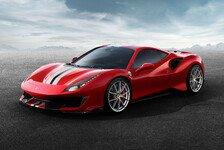 Ferrari zeigt den 488 Pista auf dem Genfer Automobilsalon