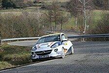 Saisonauftakt bei der ADAC Saarland-Pfalz-Rallye