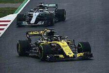 Formel 1 2018: Renault wirbt Mercedes-Designer ab