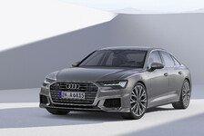 Audi stellt die neue Generation des A6 vor