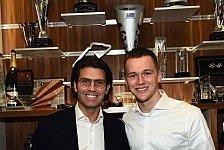 Formel E: Maximilian Günther wird Ersatzfahrer bei Dragon