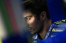 Andrea Iannone kritisiert Suzuki scharf: Nicht professionell
