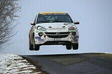 ADAC Opel Rallye Cup: Volver gewinnt Saisonauftakt