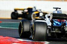 Formel 1 2018, Stroll besorgt: Für Williams wird die Luft dünn