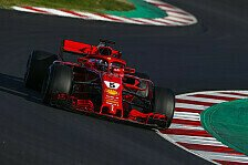 Formel 1 2018: Alle Neuheiten zum Start der F1-Saison