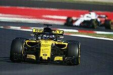 Formel 1 2018: Herr Hülkenberg, Renault jetzt vierte Kraft?