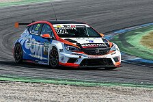 HP Racing mit zwei Opel Astra TCR in der ADAC TCR Germany 2018