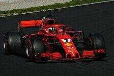 Formel 1 2018: Schönstes Auto? Leser: Ferrari enteilt Mercedes