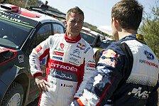 WRC Rallye Mexiko 2018: Drama für Loeb, Führung für Ogier