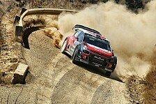 WRC-Aus: Kris Meeke bei Citroen überraschend gefeuert