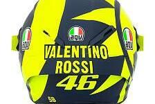 Valentino Rossi: Sein neuer MotoGP-Helm für 2018