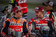 Marc Marquez: Will starken MotoGP-Teamkollegen - Dani oder Dovi