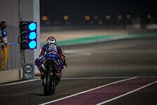 Maverick Vinales in Katar: Neues Setup macht Tests wertlos