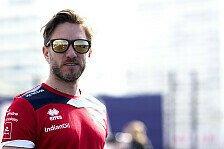 Heidfeld macht den Hamilton: Mit dem Motorrad zur Formel E