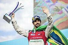 Formel E Zürich: Di Grassi gewinnt historisches Schweiz-Rennen