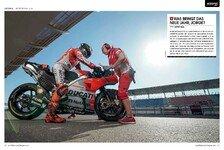 Neue Ausgabe MSM Nr 59: Blick ins Heft - MotoGP