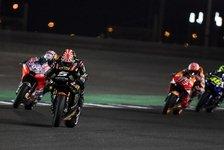 Johann Zarco: Reifen schuld am verpassten MotoGP-Sieg in Katar
