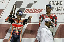 MotoGP-Analyse: Dovi und Marquez - die Taktik-Genies von Katar