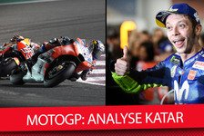 MotoGP - Video: MotoGP Katar 2018: Die Video-Analyse zum Saisonauftakt