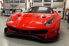 ADAC GT Masters 2018: Luca Ludwig wechselt zu Ferrari-Team HB