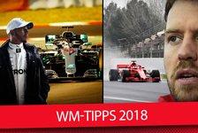 Formel 1 - Video: Formel 1 2018: Wer wird Weltmeister?