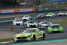 ADAC GT Masters 2018: Start mit Tests in Oschersleben