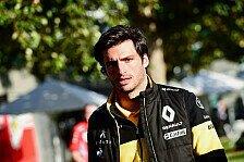 Formel 1: Kurioser Renault-Defekt - Sainz: Hätte fast gekotzt