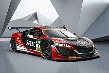 Schubert Motorsport kehrt mit Honda ins ADAC GT Masters zurück