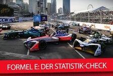 Formel E 2017/2018: Großer Statistik-Check zur Saison-Halbzeit