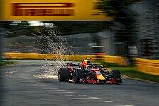 DHL Fastest Pit Stop Award: Red Bull in Australien vorne