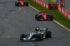 Software-Panne: Hamilton verliert Australien-Sieg an Vettel