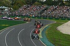 Formel 1 Saisonstart 2019: Australien GP in Melbourne früher
