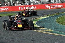 DHL Fastest Lap Award: Ricciardo erzielt Bestzeit in Australien