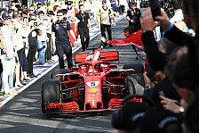 Sebastian Vettel nach Glückssieg: Spüre den Ferrari noch nicht
