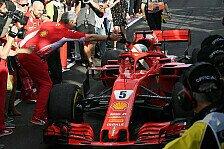 Formel 1 Highlights: Die 25 besten Fotos aus Melbourne 2018