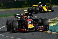Formel 1, Nico Hülkenberg: Top-3 für Renault 2018 weiter weg