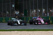 Formel 1, Bottas ohne Chance: Mercedes wegen Setup überhitzt