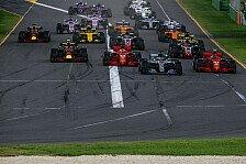 Formel 1 TV-Quoten Australien GP: RTL profitiert von Sky-Aus