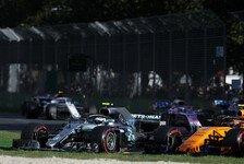 Statistiken zum Australien GP: 100. Podestplatz für Vettel
