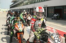 ADAC Junior Cup powered by KTM: Einführungslehrgang in Misano